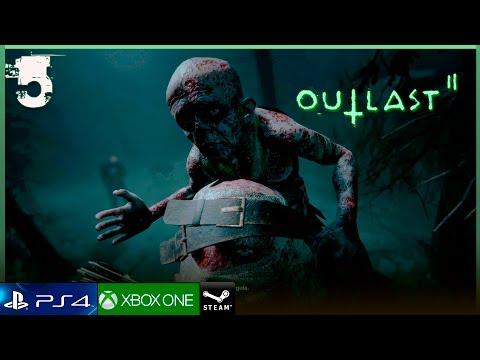 OUTLAST 2 Gameplay Español Parte 5 (PS4 PRO) Walkthrough | EL BOSQUE TENEBROSO 1080p 60FPS