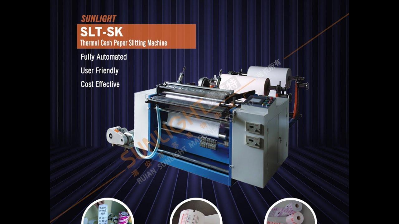 Cash Register Thermal Transfer Ribbon Paper Roll