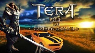 TERA - Harean dando um role de Camaro Amarelo (Sad but True)