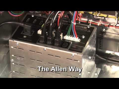Competitive Comparison by Allen Organ Company