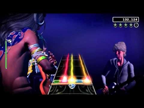Tongue Tied - Grouplove, Rock Band 4 Expert Guitar