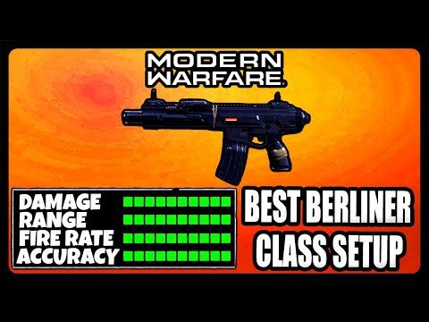 "NEW OVERPOWERED KILO 141 ""BERLINER"" CLASS SETUP IN MODERN WARFARE! BEST KILO 141 CLASS SETUP!"