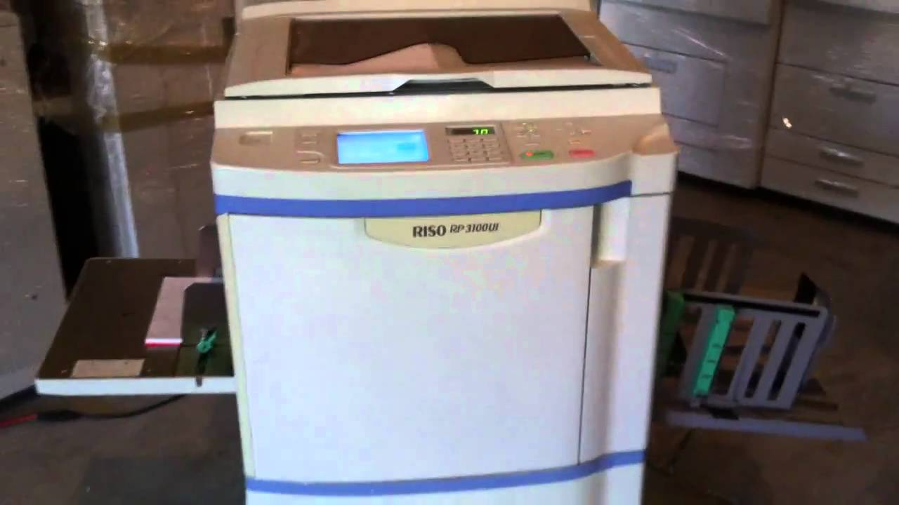 Driver Riso Rp 3105 Ep
