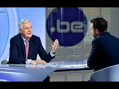 Euranet Plus Summit Part 2: Interview with Michel Barnier (in English)