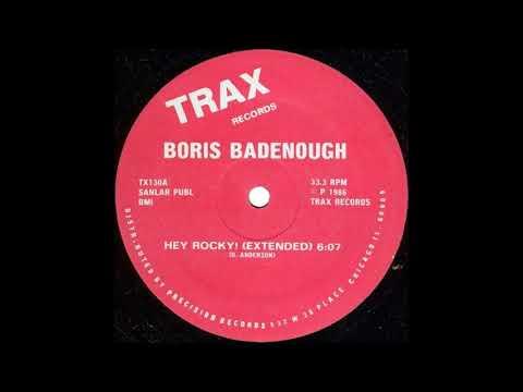 Boris Badenough - Hey Rocky! (Extended)