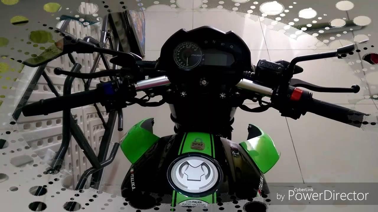 Volantes deportivos para motos