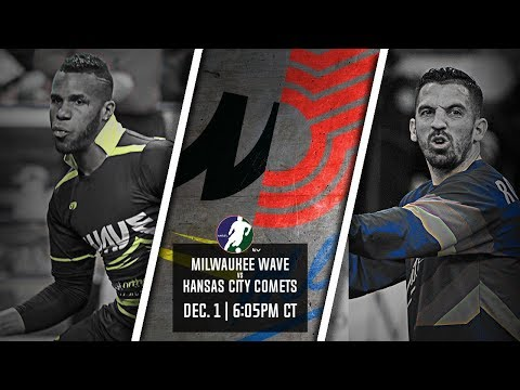 Milwaukee Wave vs Kansas City Comets