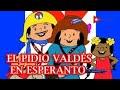 EL DIBUJO ANIMADO CUBANO EN ESPERANTO / Gracias al Movimiento Esperantista de Santiago de Cuba