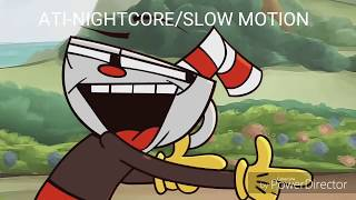 SLOW MOTION,NORMAL AND FAST MOTION:The Curse Thirst (Cuphead Parody)