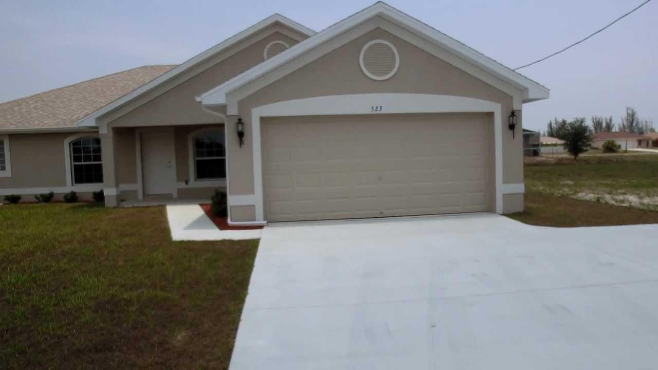 Watch on Cape Coral Fl Model Homes Floor Plans