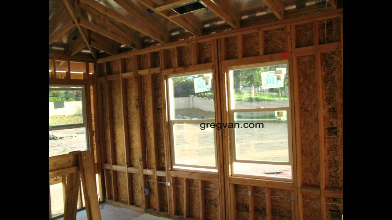 Window framing structural engineering and home building for New construction wood windows