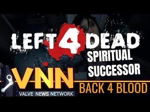 New Left 4 Dead Spiritual Successor - Back 4 Blood Announced
