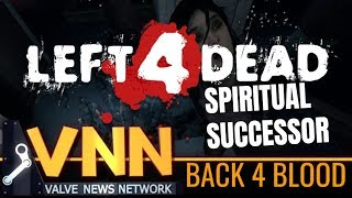 New Left 4 Dead Spiritual Successor - Back 4 Blood Announced