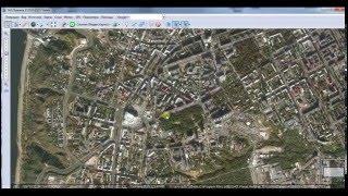 Создание спутниковых карт формата JNX для Garmin космоснимки Birdseye в Sas Planet