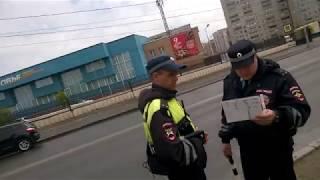 инспектора ГИБДД Тюмень, продолжение