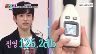 [VIETSUB] GOT7 New Yang Nam Show: Trùm cuối thực sự của cuộc thi hét =))