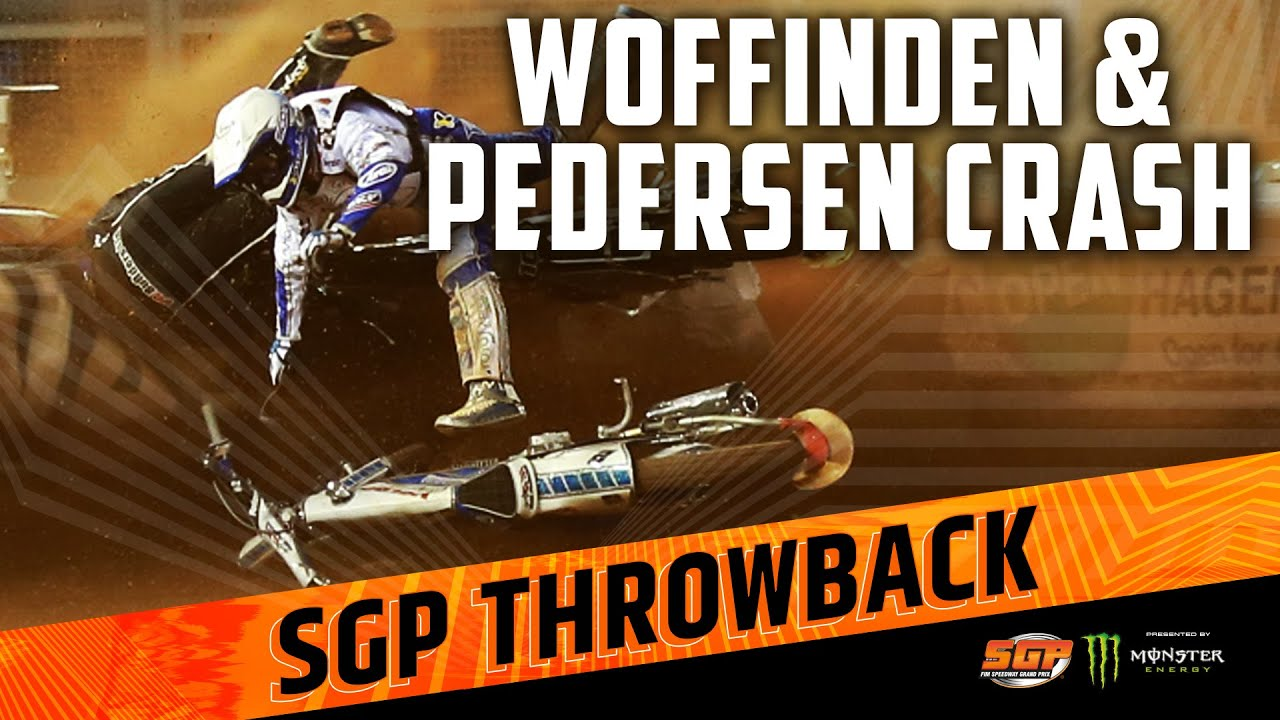 Woffinden & Pedersen Crash in 2013! | FIM Speedway Grand Prix
