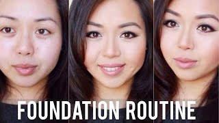 Fall & Winter Foundation Routine | Oily & Combination Skin Thumbnail