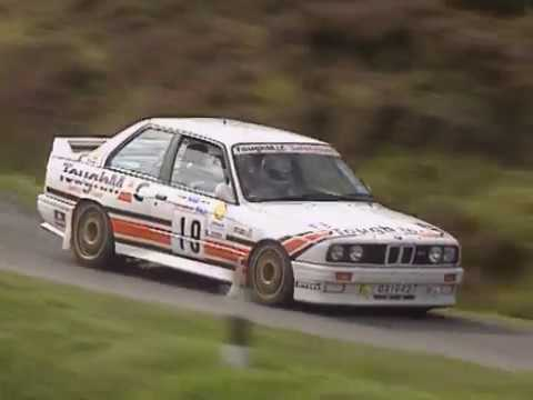 bertie fisher bmw m3 manx rally 1990 youtube. Black Bedroom Furniture Sets. Home Design Ideas