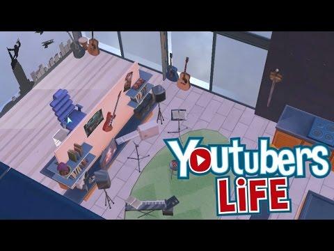 Pindah ke Apartemen Baru! - Youtubers Life (Indonesia)