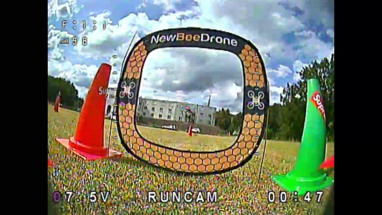 Freestyle FPV Micro Drone Flight4(マイクロドローンでフリースタイル練習4) фото