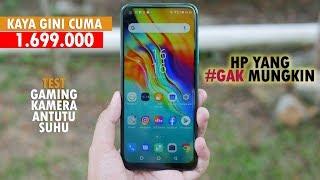 Nyobain HP Murah | Jangan Beli Dulu!!! Review Infinix Hot 9.