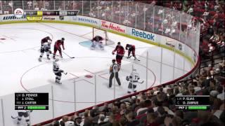 NHL 13 demo gameplay