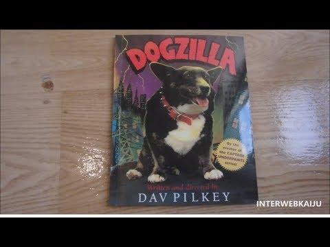 Dogzilla Book Reading
