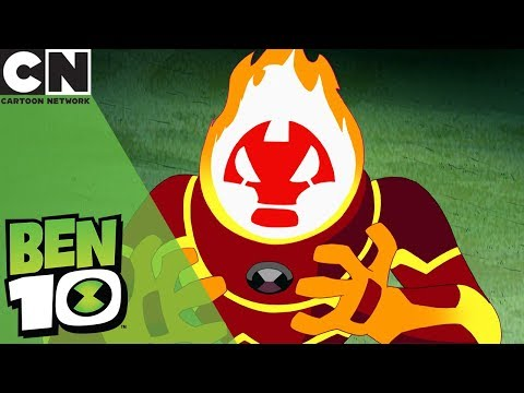 Ben 10 | Alien Glitch | Cartoon Network UK 🇬🇧