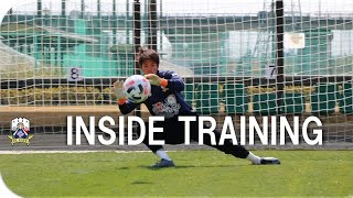 【FC岐阜】INSIDE TRAINING 2020年3月17日