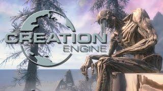 Creation Kit Speed Design - Frozen Wasteland - Skyrim