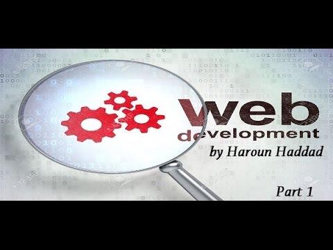 Le développement Web par Haroun Haddad -- Part 1 : les langages