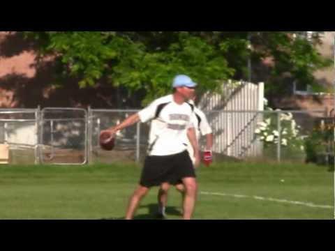 2012 Kingston Limestone Clips Touch Football Ontario