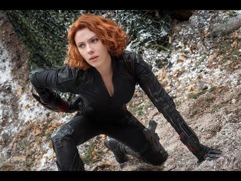 Marvels Black Widow / Черная вдова. Марвел