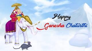 Ganesha Chaturthi 2019 Wishes | AstroVed Wishes You all a Happy Ganesha Chaturthi