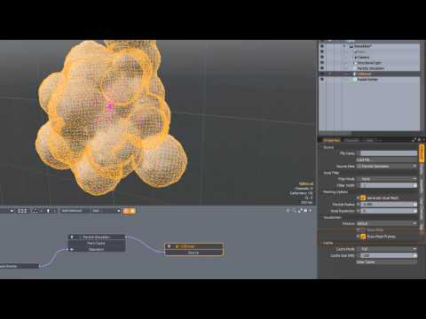 The MODO 901 Particle System -- Voxel Populi