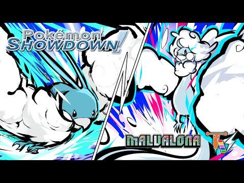 Pokémon Showdown #1   ¡Desde abajo hacia lo más alto con Mega Altaria!