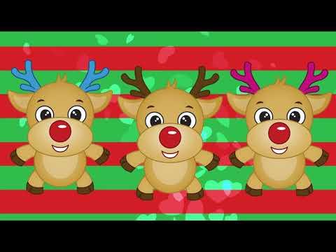 크리스마스 캐롤 30분 연속듣기 | 겨울동요 | �