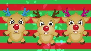 크리스마스 캐롤 30분 연속듣기 | 겨울동요 | 한글동요 | 꼬미꼬미 인기동요