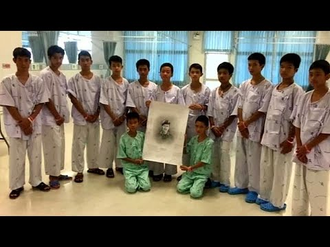 فتية كهف تايلاند يتماثلون للشفاء ومخاوف على صحتهم النفسية والعقلية…  - نشر قبل 3 ساعة