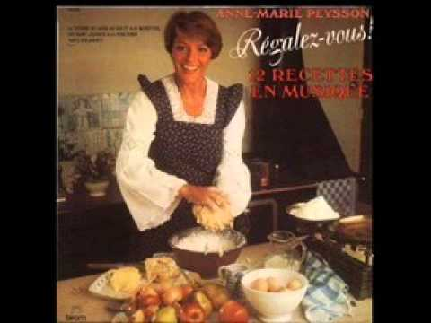 Anne-Marie Peysson - Travers De Porc Au Barbecue (1976)