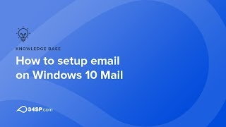 How to setup emąil on Windows 10 Mail