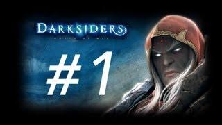 Прохождение Darksiders Wrath of War (Часть 1) Начало