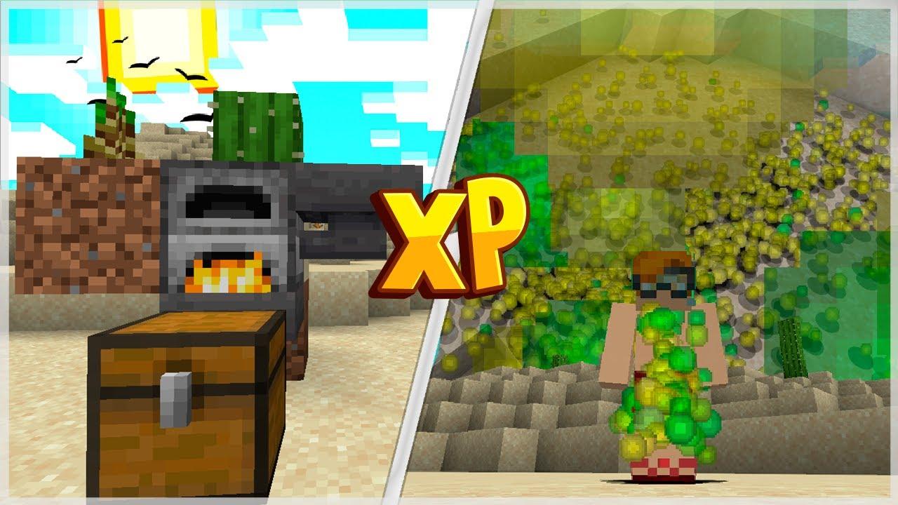 Farm de XP INFINITA XP Fácil 1111.111111 - 1111.11111 Minecraft Tutorial