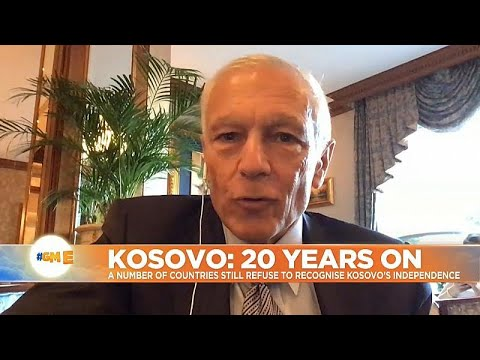 Euronews:Former General marks 20 years since NATO forces arrived in Kosovo