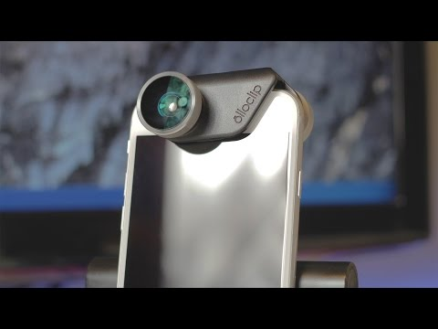 Olloclip 4-in-1 Lens for iPhone 6/6 Plus Review