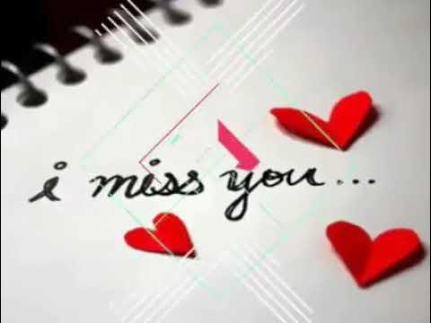 I miss you song telugu  sad whatsapp song