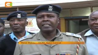 Police arrest 10 students from a bar in Nyeri Town
