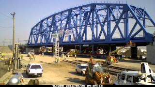 Walsh Torrence Bridge Move