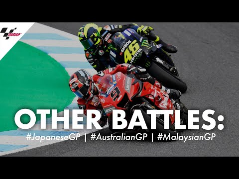 The other battles you missed!   2019 #JapaneseGP #AustralianGP #MalaysianGP